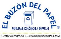 Papeleras ecológicas a empresas